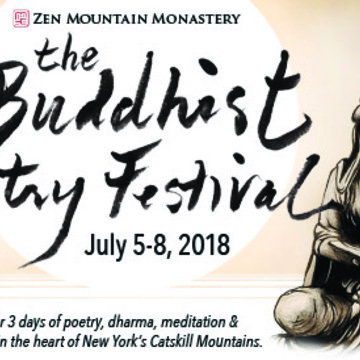 The Buddhist Poetry Festival at Zen Mountain Monastery