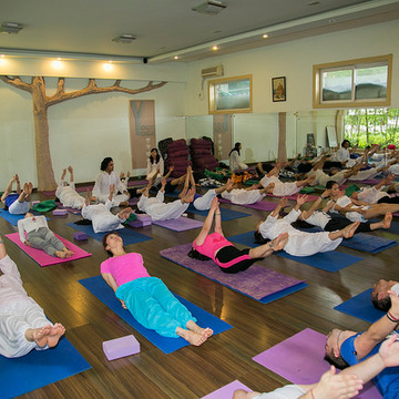 200 Hour Yoga Teacher Training Course in Rishikesh India 2018
