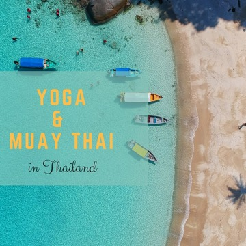 6 Days All Inclusive Yoga & Muay Thai Retreat in Thailand