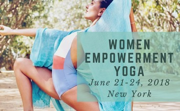 4-Day Healing, Empowerment and Women Yoga Retreat in New York