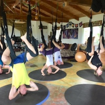 Yoga, Aerial Yoga & Sound Healing in Maui