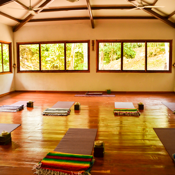 Panama Yoga Training October 2018