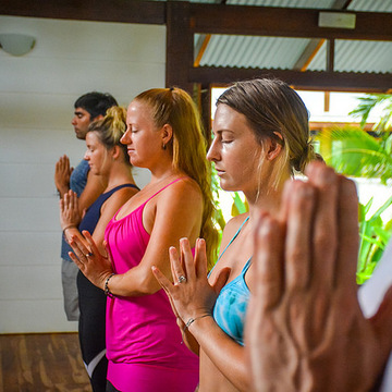 ONE-MONTH IMMERSION PRANA YOGA TEACHER TRAINING WITH YOGI AARON