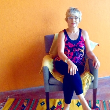Nancy Hache,  Heart and Soul Womens Art Retreats