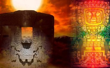 EARLY ARRIVAL Wednesday Intiq Wiracocha's Return: A Shamanic Awakening of Higher Consciousness  and Spiritual Healing in Our Lives