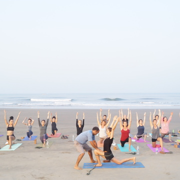 200HR Multistyle yoga teacher training in Goa