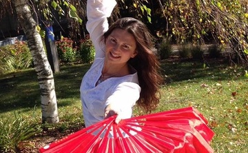 Mulan Quan (Orchid Fist) Tai Chi with Alexia Rees