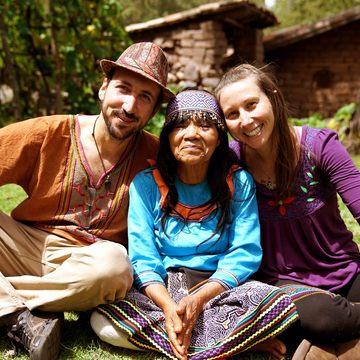 Ayahuasca Retreat - Sacred Valley Peru Aug 11-21 2018