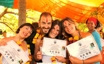 300 Hours Yin Yoga and Vinyasa Flow Yoga Teacher Training Course