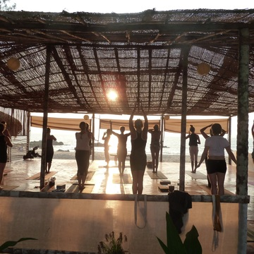 Bamboo Yoga Retreat Goa