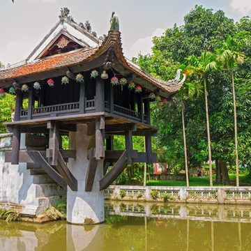 Ultimate Yoga Adventure Vietnam Cambodia