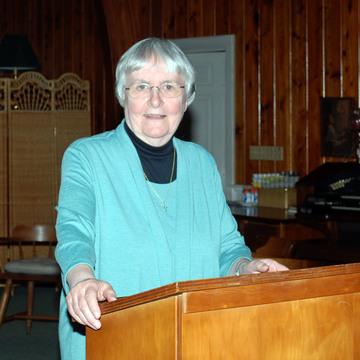 Sr. Barbara Fiand, SNDdeN