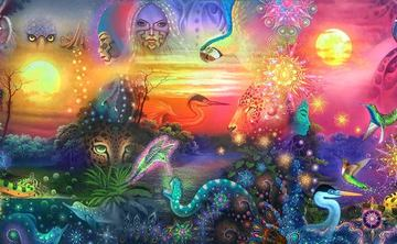 3 day 2 Night Ayahuasca Ceremony  August 10-12