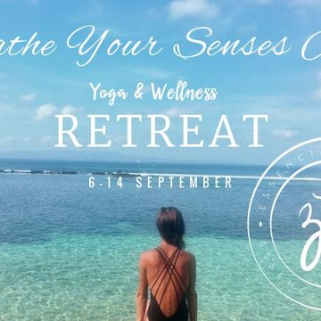 Breathe Your Senses Alive Yoga & Wellness Retreat
