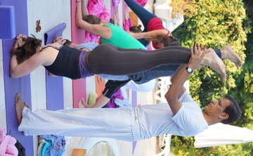 Advanced 300 Hours Yoga Teacher Training (YTT), Cambodia