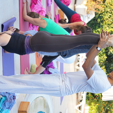 Advanced 300 Hours Yoga Teacher Training (YTT), Cambodia