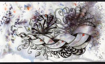 Creativity: Zentangle® Weekend
