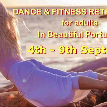 Dance & Fitness Retreat Camp in Portugal