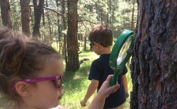 Secure a spot in Earthkeeper Nature Preschool!