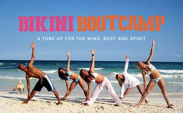 Bikini Bootcamp With Sadie Bjornstad Nov. 8th to 13th