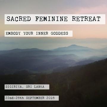 Sacred Feminine Retreat