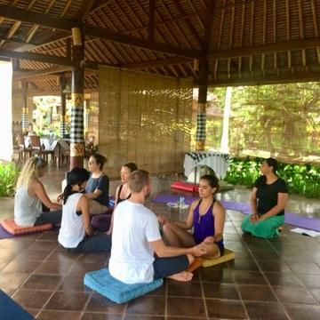 Gratitude and Mindfulness Retreat (full Silent Meditation Retreat) - August  2019