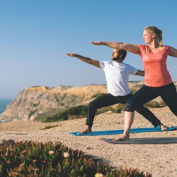7 days Surf & Yoga retreat close to Santa Cruz, Lisbon, Portugal