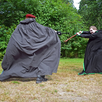 LARPing Weekend