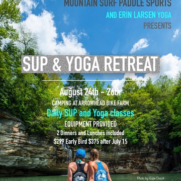 SUP and Yoga Retreat