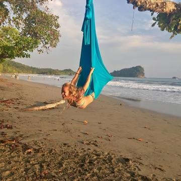 6 Days 40-Hour Aerial Yoga Teacher Training Koh Phangan Thailand
