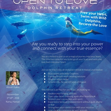 Open to Love Retreat 2018