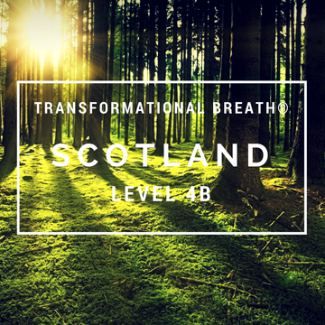 Transformational Breath® Level 4B: Scotland