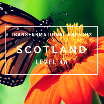Transformational Breath® Level 4A: Scotland