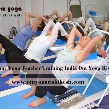 Yoga TTC In Rishikesh India | Om Yoga Rishikesh