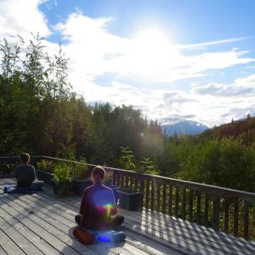 8 Day 'Meditation in the Mountains' Retreat in Wild Canada