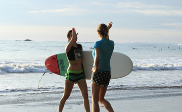 Stoked Ride - Surf Package, Dominical - Costa Rica
