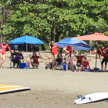 Backpackers Ride - Surf Package in Dominical, Costa Rica