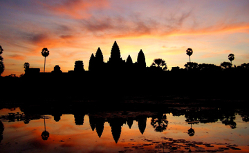 Yoga and Culture in Cambodia with Jeanne Heileman