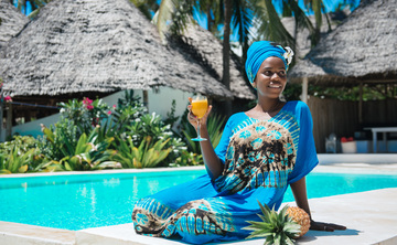 7 Days Paradise Immersion Yoga Retreat in Zanzibar, Tanzania