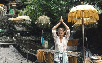 7 Days Island Goddess Sacred Feminine Yoga Retreat in Bali