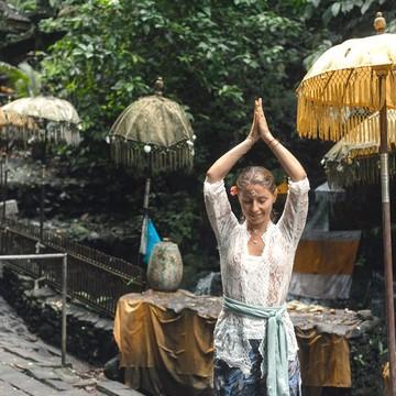 7 Days Island Goddess Sacred Feminine Yoga Retreat in Bali