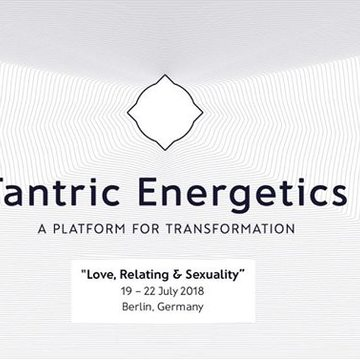 Tantric Energetics - Love, Relating & Sexuality - 3 Day workshop