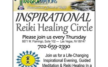 FREE Reiki Spiritual Mastermind Healing Circle, only July 12th 6:30pm-8:30pm