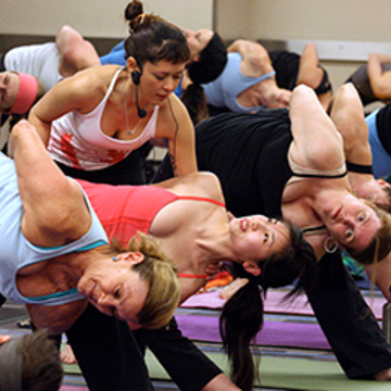 The Power of Touch: The Art of <I>Asana</I> Assists