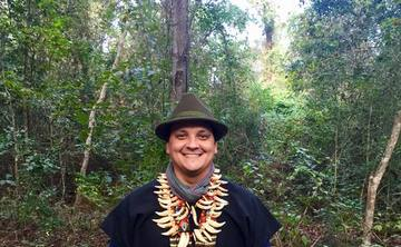 """July 18, 2018 Private One on One Authentic Shamanic Healings """"Limpieza"""" By Tatia Pedro at Soul Quest Ayahuasca Church of Mother Earth"""