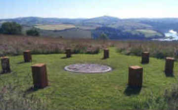 Sharpham Meadow Natural Burial Ground Open Days
