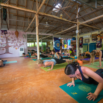 100 hour Yoga Teacher Training, Krabi Thailand