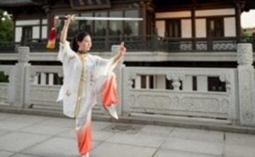Traditional Yang Style Tai Chi Quan with Master Ling Ning