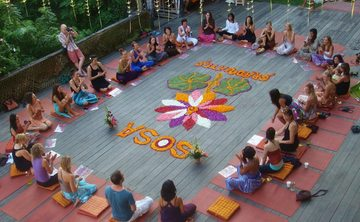 200 HOUR YOGA TEACHER TRAINING, Yoga Barn - Bali
