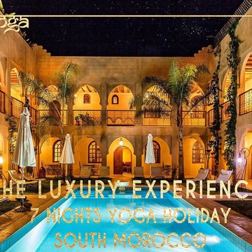 Yoga Holiday in Magical Morocco, July 2018